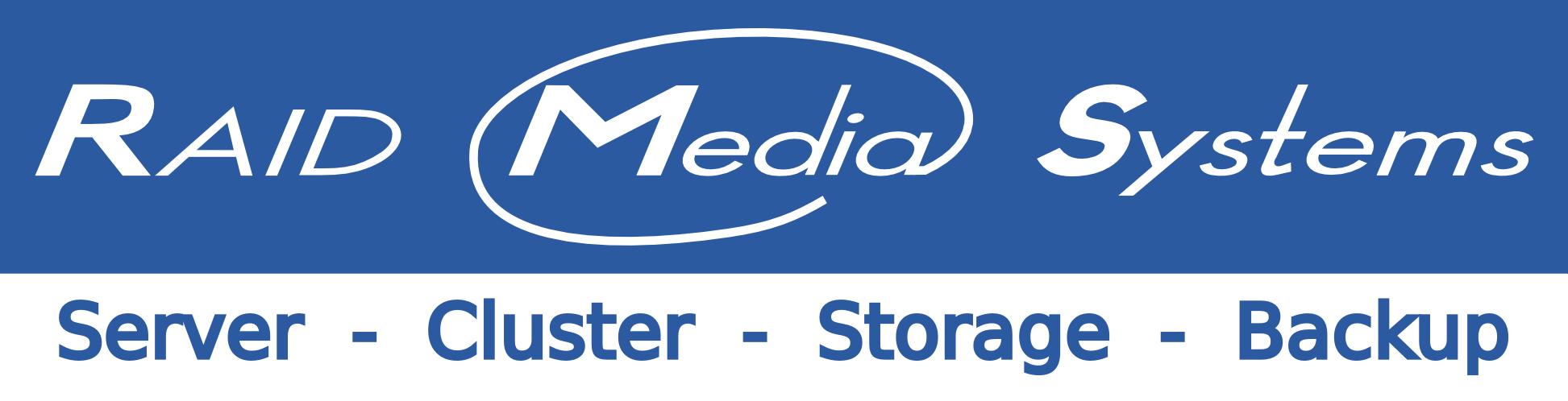 Raid Media Systems Logo